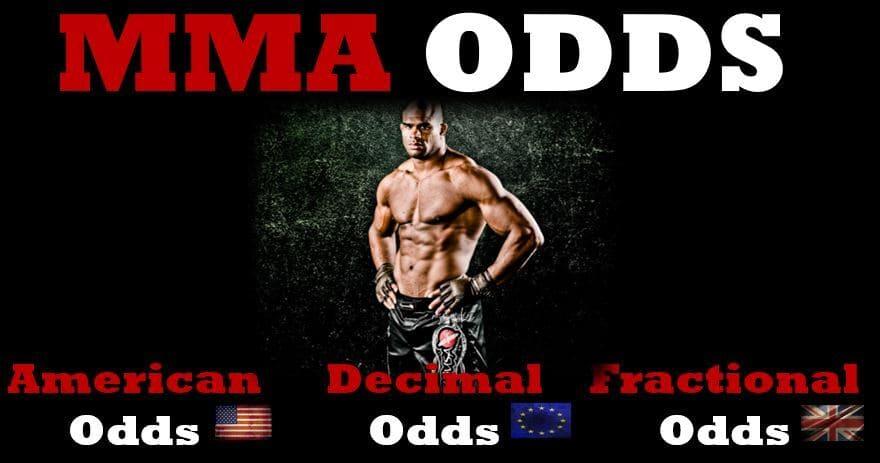 MMA & UFC odds